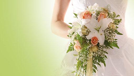 Fleuriste pour mariage Malaunay \u2013 Couronne fleurs